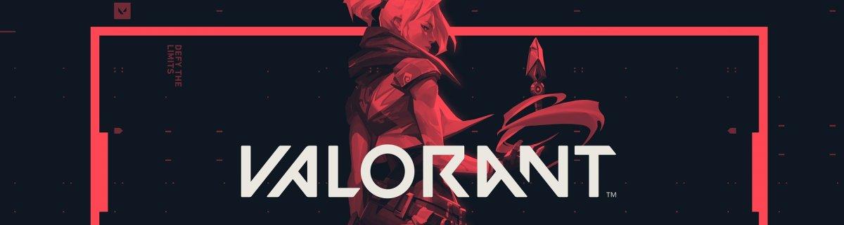 Valorant Riot Games