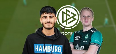 Der DFB spielt mit Umut und MegaBit