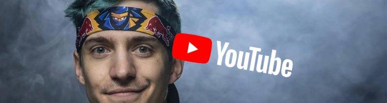 Ninja und YouTube