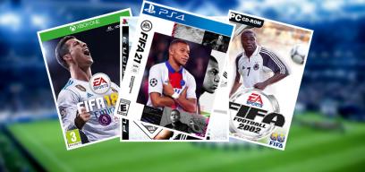 FIFA-Cover FIFA 21