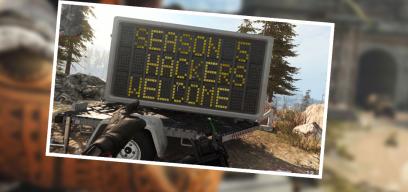 CoD und die Hacker