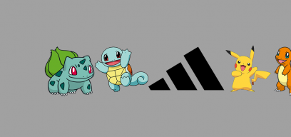 Adidas X Pokémon Header