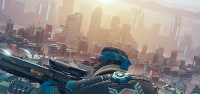 Ubisoft's new Battle Royale Hyper Scape