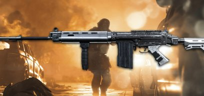 Call of Duty - FAL