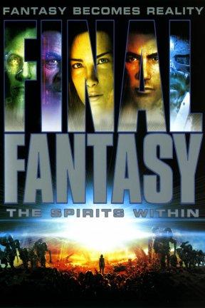 Final Fantasy Film 2001