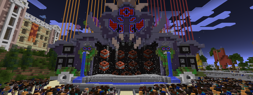 Minecraft Lightshow
