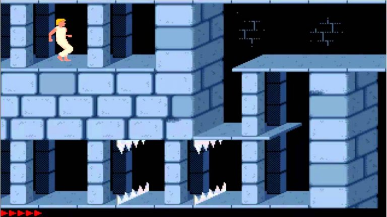 Prince Of Persia Gameplay 1989