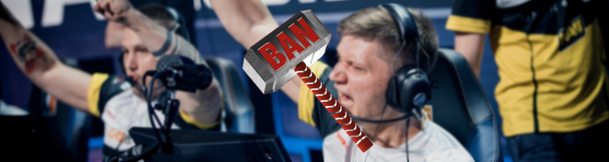 S1mple Twitch Ban