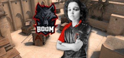 Snowzin for BOOM Esports