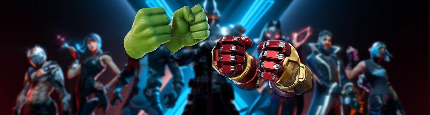 So Bekommt Ihr Hulks Fäuste In Fortnite