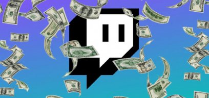 Money spent on Twitch
