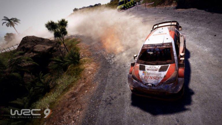 WRC 9 Alt image