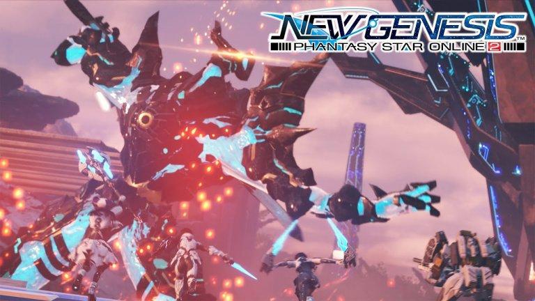 Phantasiestar Online 2: New Genesis