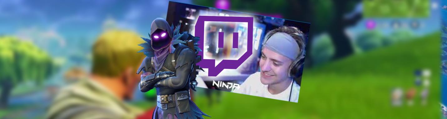 Ninja auf Twitch