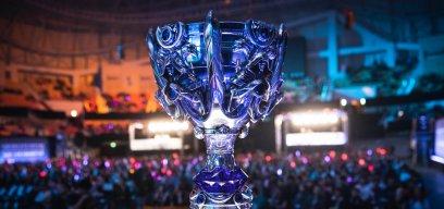 Worlds Trophy