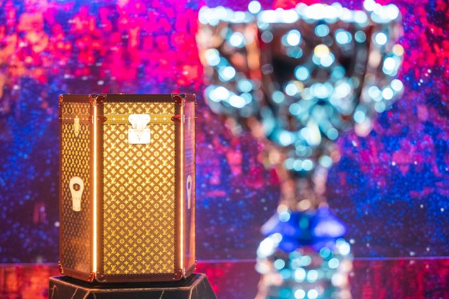 LoL Worlds Trophy Louis Vuitton