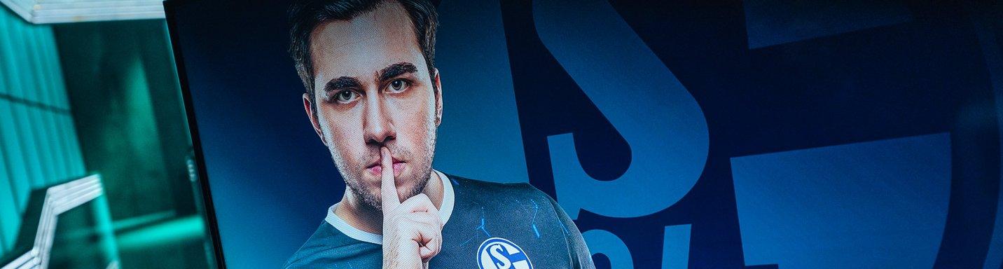 Schalke 04 mit Gilius