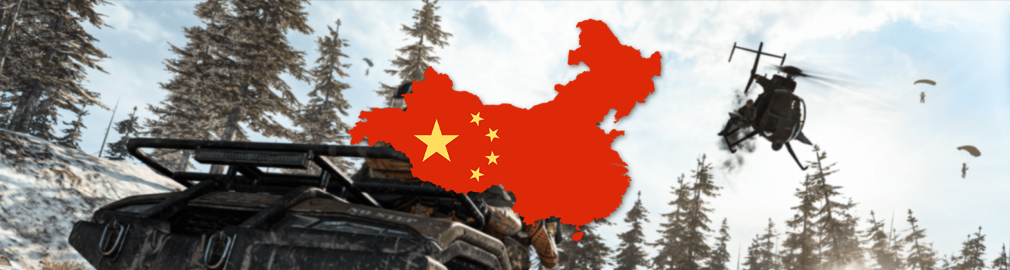 CoD China Zensur