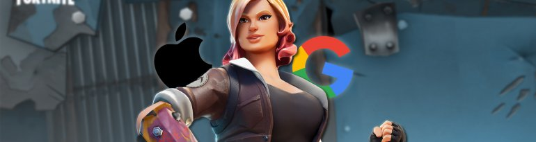 Epic sues Apple and Google