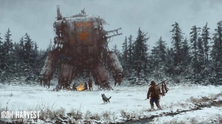 Iron Harvest Kingart Games