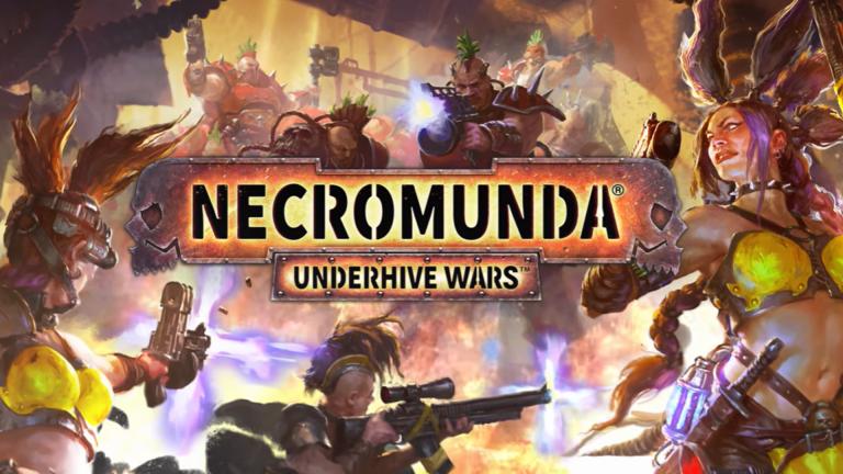 Necromunda: Underhive Wars Focus Home Interactive