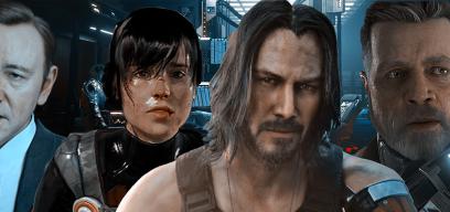 Schauspieler in Videospielen