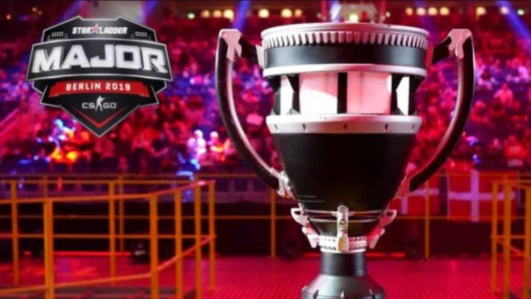 StarLadder Major Berlin Trophy