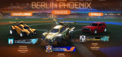 Uniliga Rocket League Hochschulmeister Berlin Phoenix