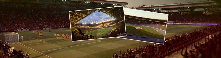 Das sind die Bundesliga-Stadien in FIFA