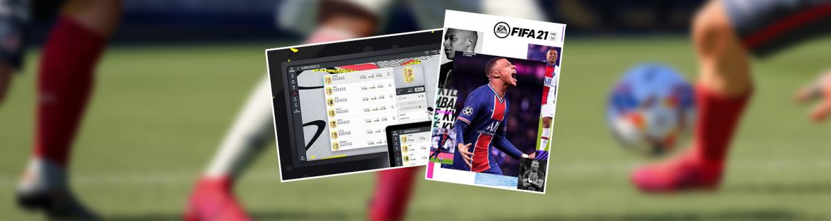 WebApp in FIFA 21