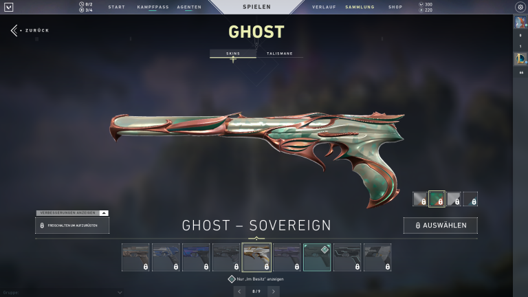 Ghost Sovereign 2