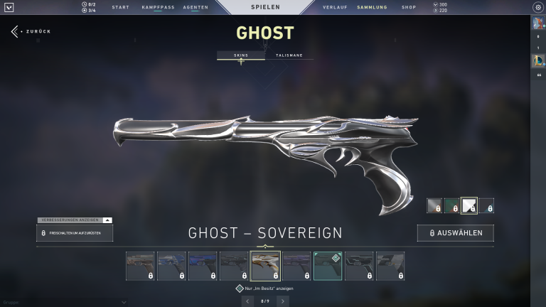 Ghost Sovereign 3