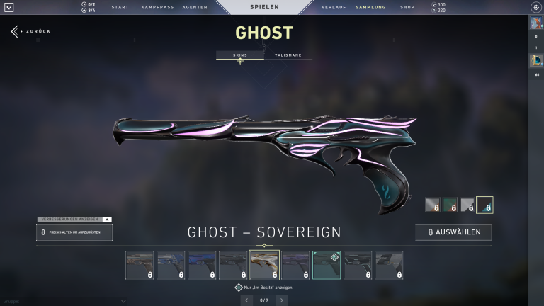 Ghost Sovereign 4