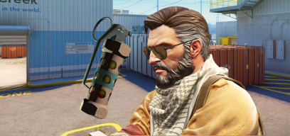 CS:GO Grenades On Nuke