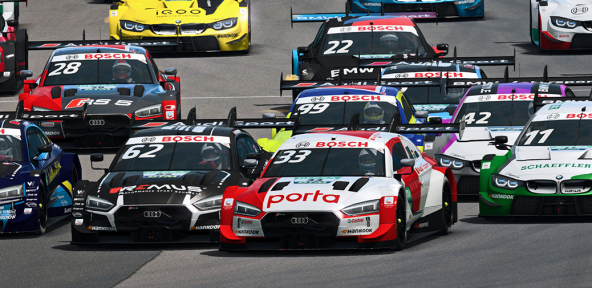 DTM Esports Championship Stream