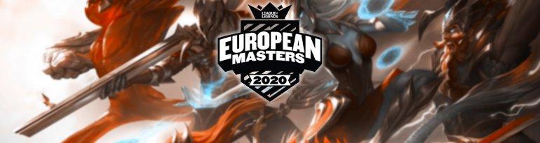 European Masters 2020 Sind Vorbei