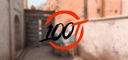 100 Thieves exit CS:GO