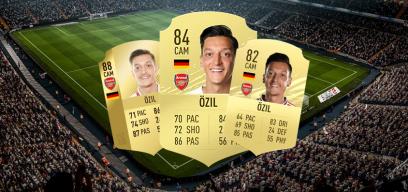 Mesut Özil in FUT