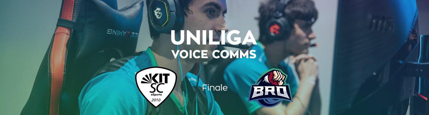 Uniliga Voicecomms KIT SC und Bremen