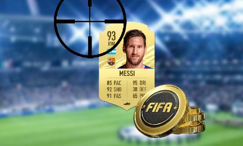 FIFA 21 – Sniping