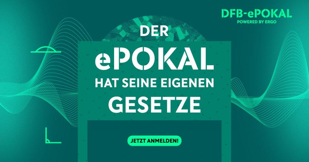 DFB ePokal powered by ERGO Gesetze