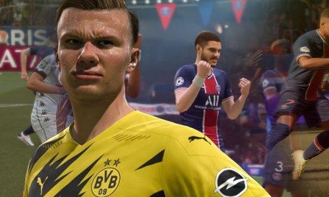 FIFA 21 Player Lock