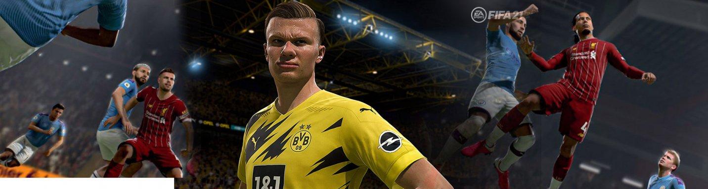 FIFA21 EA Sports