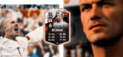 Beckham In FIFA 21