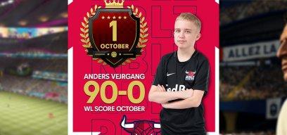 Wie ein 14-Jähriger von RB Leipzig die FIFA-Szene hops nimmt