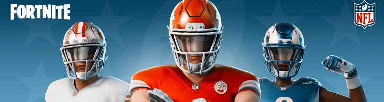 Fortnite NFL Collaboration