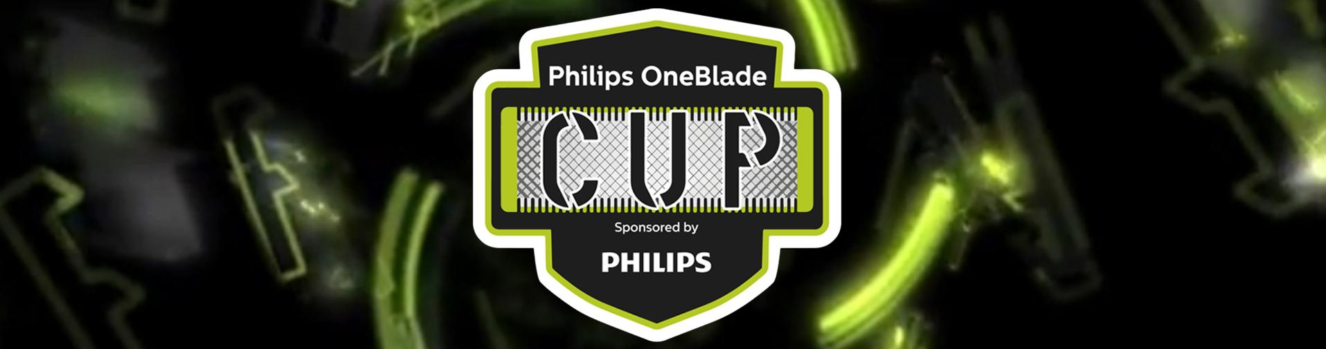 Philips OneBlade Cup FIFA 21