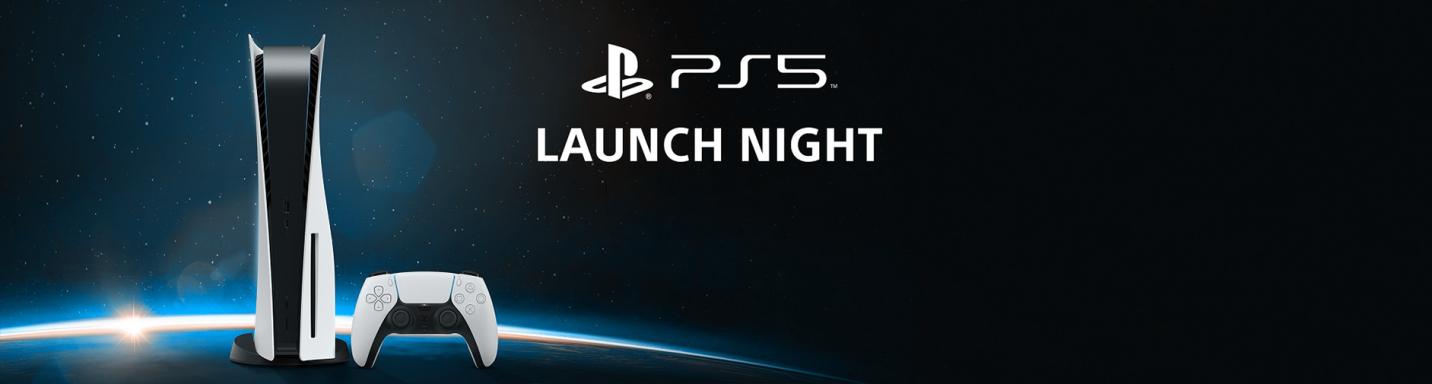 PS5 Launch Night mit Trymacs
