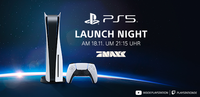 PS5 Launch Night