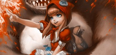 Red Riding Hood Annie LoL